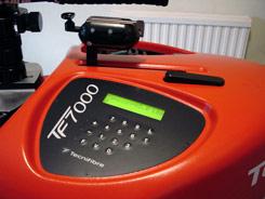 Tecnifibre TF7000 Controls